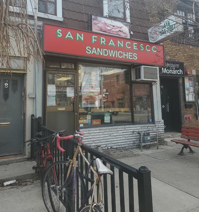 Best Italian Sandwich Downtown Toronto