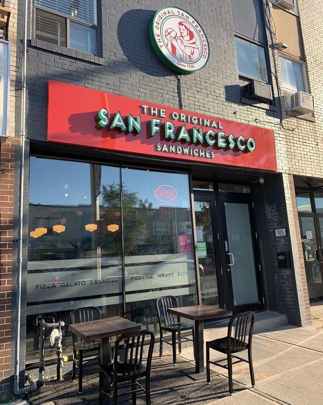 Best Italian Sandwich Greektown