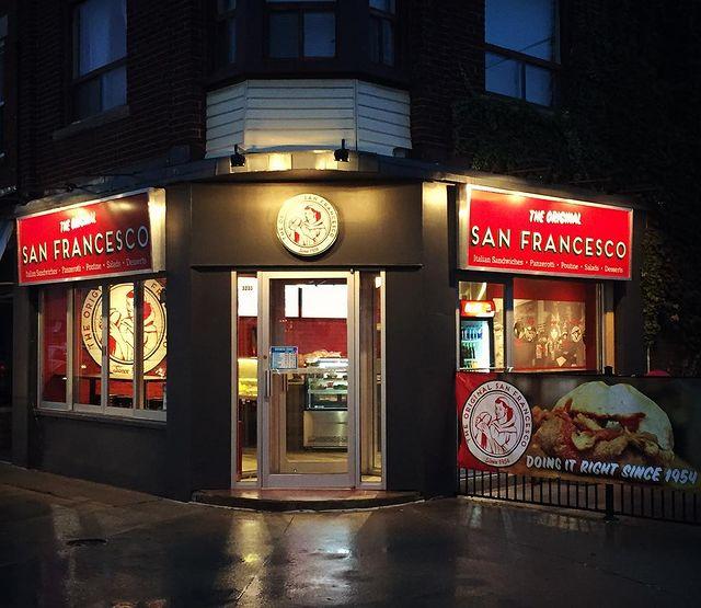 Best Italian Sandwich Uptown Toronto
