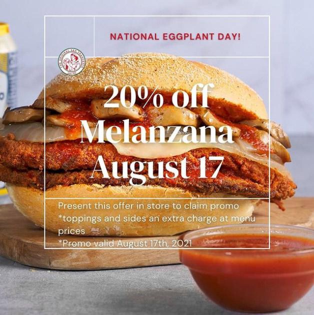 Celebrate National Eggplant Day